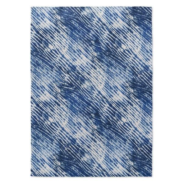 Kavka Designs Mero Blue Accent Rug (2' X 3') - 2' x 3'