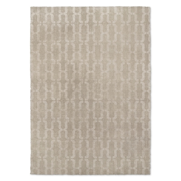 Kavka Designs Constantia Grey/ Ivory Accent Rug (2' X 3') - 2' x 3'