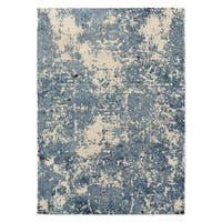 Kavka Designs Tempe Blue Accent Rug - 2' x 3'