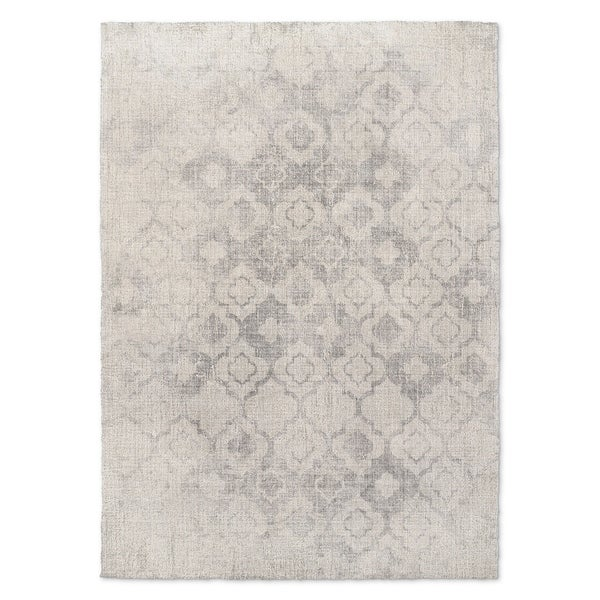 Kavka Designs Tiberias Grey Accent Rug (2' X 3') - 2' x 3'