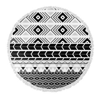 114e9461e Shop Kavka Designs and Tribal Grey/ White/ Black 60