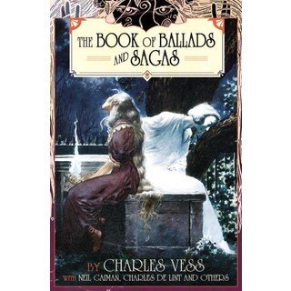 Charles Vess' Book of Ballads (Paperback)