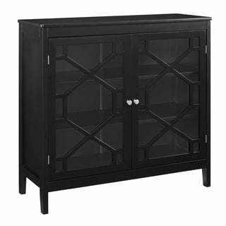 Link to Ava Black Large Cabinet Similar Items in Media Cabinets