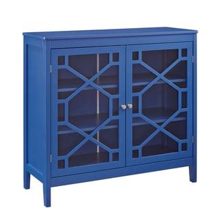 Ava Blue Large Cabinet