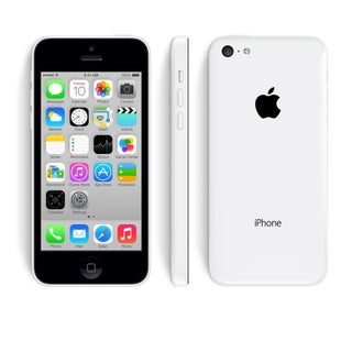 Apple iPhone 5c, 16GB, White, AT&T- Refurbished - White