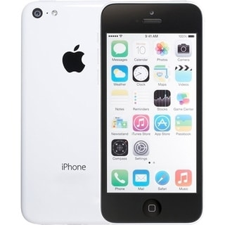 Apple iPhone 5c, 16GB, White, AT&T- Refurbished
