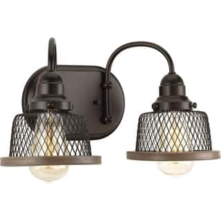 Tilley Collection Antique Bronze Metal 2-light Bath Light|https://ak1.ostkcdn.com/images/products/16927228/P23217608.jpg?impolicy=medium