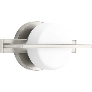 Link to Volo Collection 9-Watt Brushed Nickel LED Bath Light - N/A Similar Items in Track Lighting