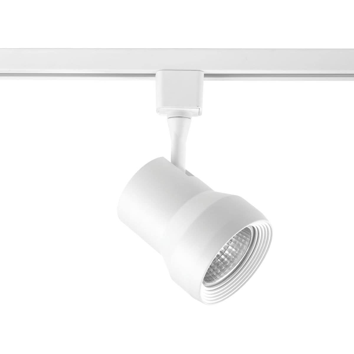 Led Track Collection 1 Light White Track Lighting Head