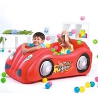 Race Car and Play Ball Combo