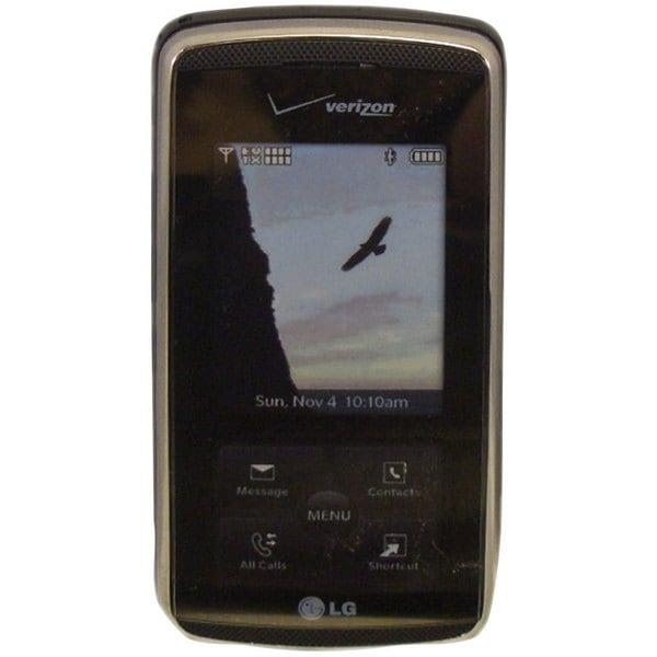 oem tplgvx8800b verizon lg vx 8800 venus black mock dummy display rh overstock com LG Phones Manual LG Touch Phone Operating Manual