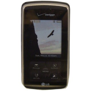 OEM TPLGVX8800B Verizon LG VX-8800 / Venus Black Mock Dummy Display Toy Cell Phone