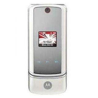 OEM TPKRZRK1W Verizon Motorola KRZR K1 White Mock Dummy Display Toy Cell Phone