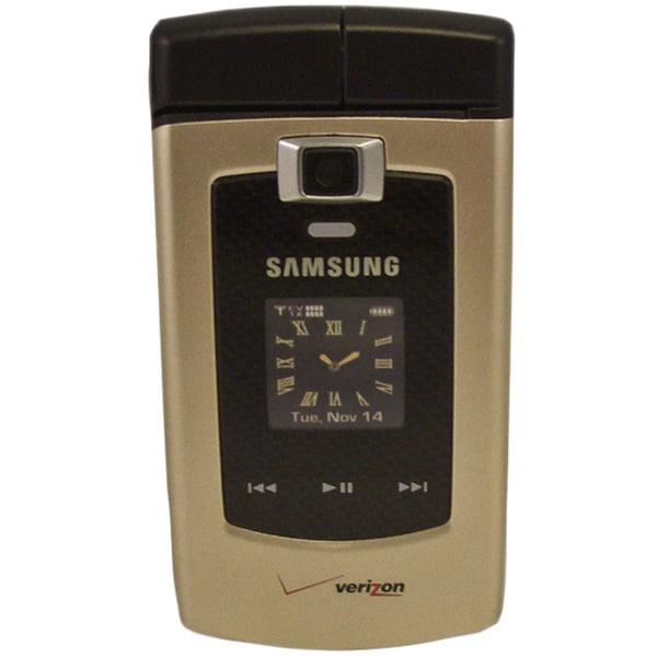 OEM TPSSU740GL Verizon Samsung SCH-U740 Alias - Gold Mock Dummy Display Toy Cell Phone