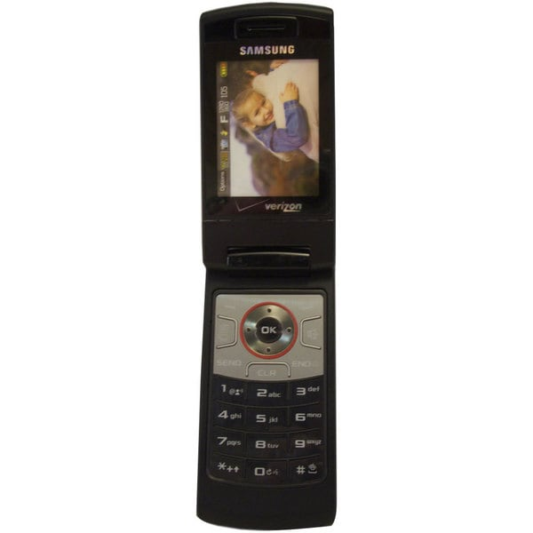 OEM TPSSU900B Verizon Samsung SCH U900 Flipshot Black Mock Dummy Display Replica Toy Cell Phone