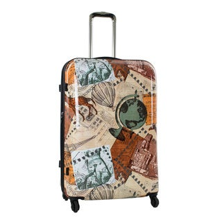 American Green Travel Envoy 28-Inch Expandable Hardside Spinner Suitcase