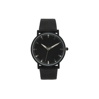 Olivia Pratt Women's Minimalist Leather Watch