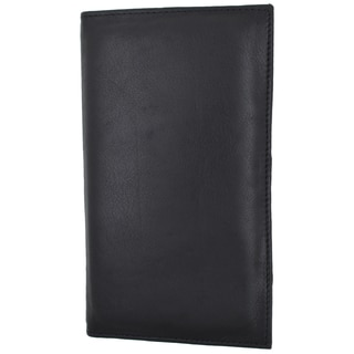 Swiss Marshal RFID Blocking Premium Genuine Leather Bifold Wallet