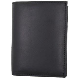 Swiss Marshal RFID Blocking Premium Leather European Style Wallet