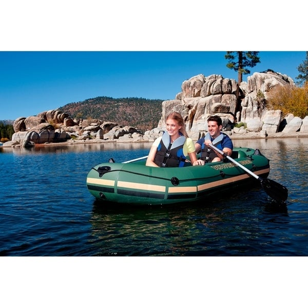 Voyager 1000 Inflatable 9.6' Raft