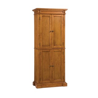 Home Styles Americana Pantry Distressed Oak Finish