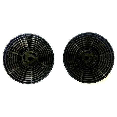 Winflo Carbon/Charcoal Filter (set of 2pcs) for Wall Mount C Series Range Hood