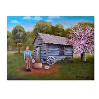 Arie Reinhardt Taylor 'The Blacksmith' Canvas Art