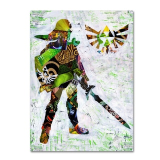 Artpoptart 'Zelda 4' Canvas Art
