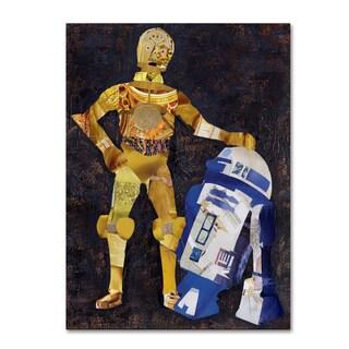 Artpoptart 'R2D2' Canvas Art