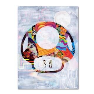 Artpoptart 'Mushroom' Canvas Art
