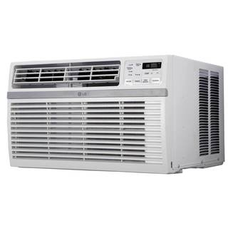 LW1816ER (Refurbished) LG 18,000 BTU 220V Window Air Conditioner - White