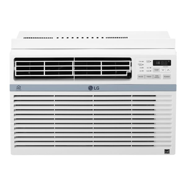 LW1017ERSM (Refurbished) LG 10,000 BTU Window Air Conditioner - White