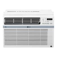 LW1017ERSM (Refurbished) LG 10,000 BTU Window Air Conditioner - White