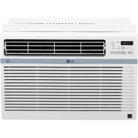 LG LW1217ERSM 12,000 BTU Window Air Conditioner (Refurbished) - White