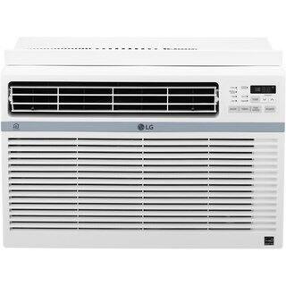 LG LW1217ERSM 12,000 BTU Window Air Conditioner (Refurbished) - White