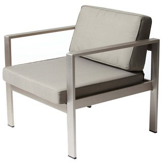 Pangea Home Karen Aluminum/Fabric Chair