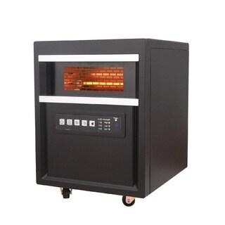 Comfort Glow Compact Infrared Quartz Heater