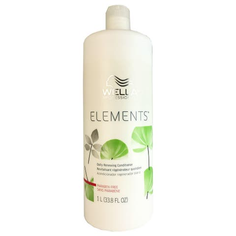 Wella Elements 33.8-ounce Daily Renewing Conditioner