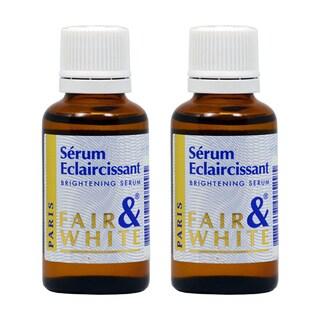 Fair & White 1-ounce Brightening Serum (Pack of 2)