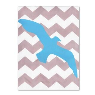 Artpoptart 'Seagull' Canvas Art