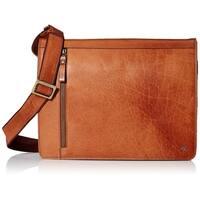 Buffalo Leather 13 Inch Laptop Case Messenger Bag Handbag