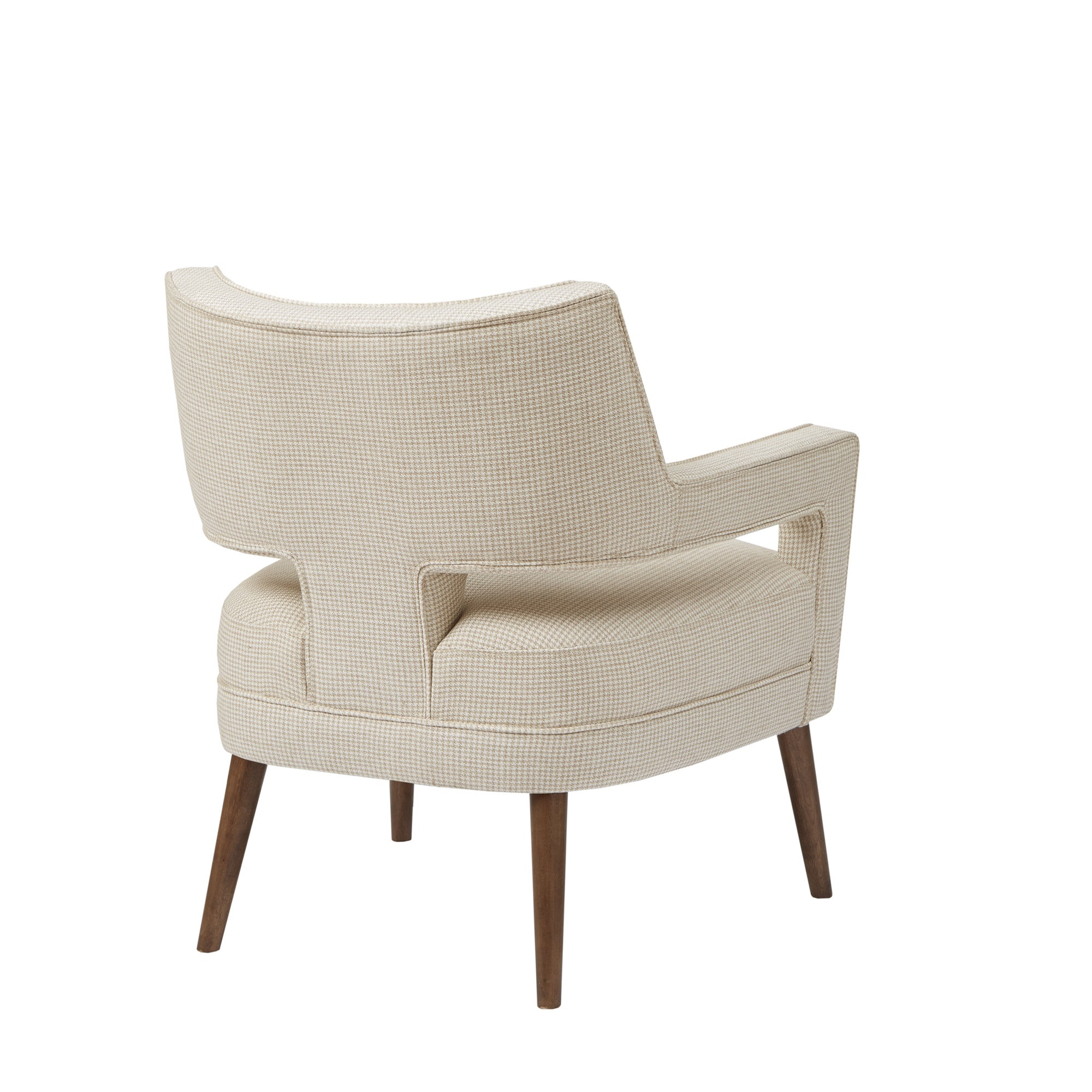 Incredible Madison Park Nicoli Cream Accent Chair Dailytribune Chair Design For Home Dailytribuneorg