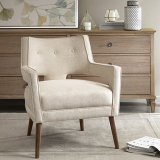 High Quality Madison Park Nicoli Cream Accent Chair