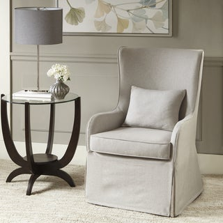 Shop Safavieh Cottage Slipcover Beige Living Room Chair