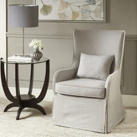 Madison Park Signature Regis Cream Accent Chair
