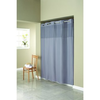Hookless Mystery Shower Curtain