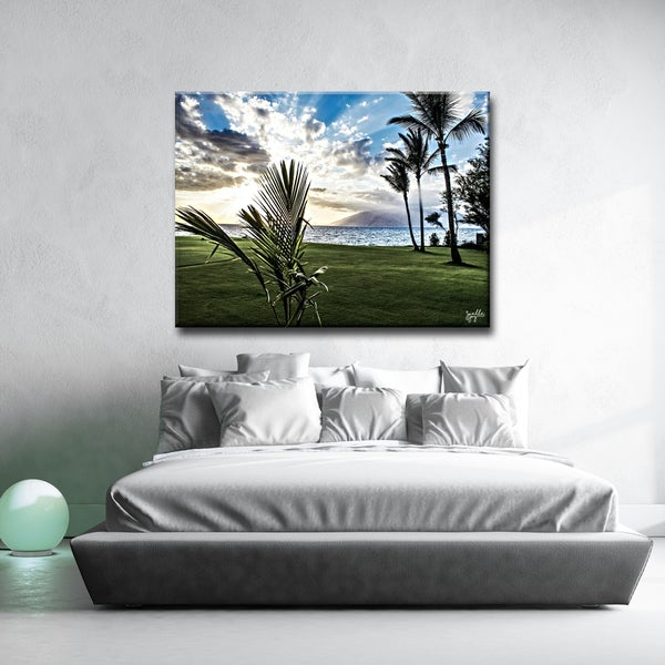 Ready2HangArt 'Waui Maui' Canvas Art Print