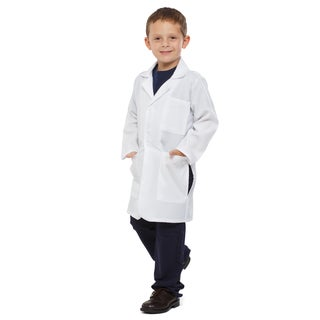 Kids Unisex Doctor Lab Coat Costume - By Dress Up America