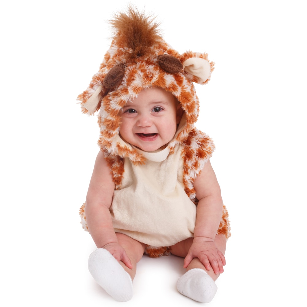 Baby Giraffe Costume - By Dress Up America (0-6 Months), ...