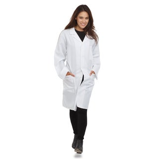 Adult Unisex Doctor Lab Coat Costume - By Dress Up America